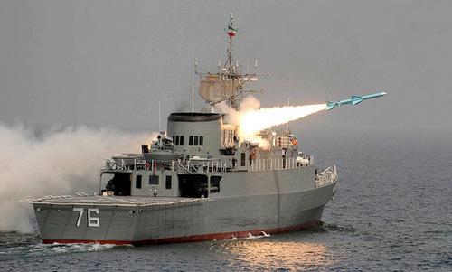 Sức mạnh quân sự khổng lồ của Iran khiến Mỹ phải dè chừng