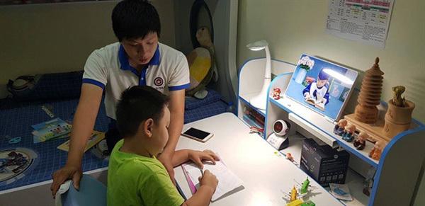 Tech startup helps children prevent myopia