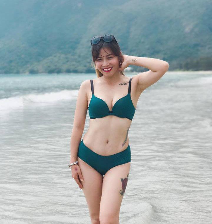 Mỹ nhân Việt và những hình xăm sexy hiểm hóc
