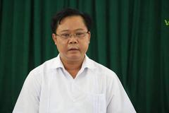 Cảnh cáo Phó Chủ tịch Sơn La trong vụ gian lận thi cử