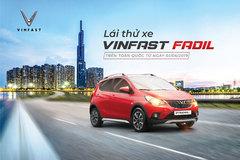 Cơ hội lái thử VinFast Fadil