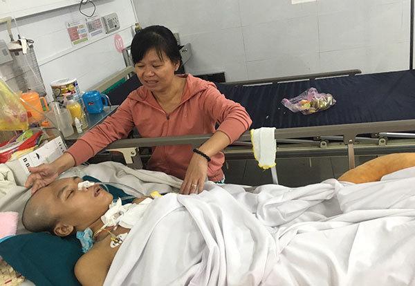 Tai nạn,chấn thương sọ não,Bệnh viện Chợ Rẫy,tai nạn giao thông