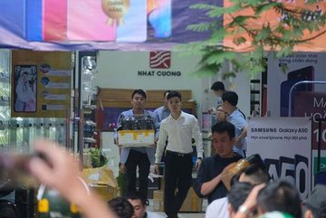 Nhat Cuong Mobile's software services cost Hanoi over VND7.2 billion