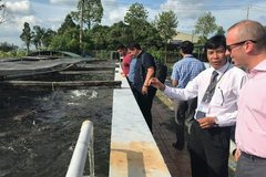 Vietnam, UK researchers assess eco-friendly flood schemes