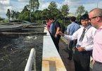 Vietnam, UK researchers assess eco-friendly flood schemes