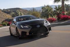 Lexus RC F sánh vai cùng điệp vụ áo đen trong 'Men in Black'