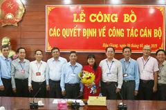Phó GĐ Sở ở Hậu Giang không nhận quyết định điều động của Chủ tịch tỉnh