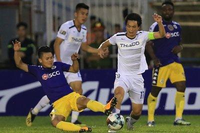 HAGL và Hà Nội bất phân thắng bại ở nội chiến tuyển Việt Nam