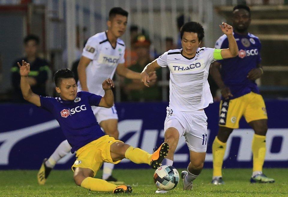 Lịch thi đấu vòng 16 V-League: Hà Nội đại chiến HAGL