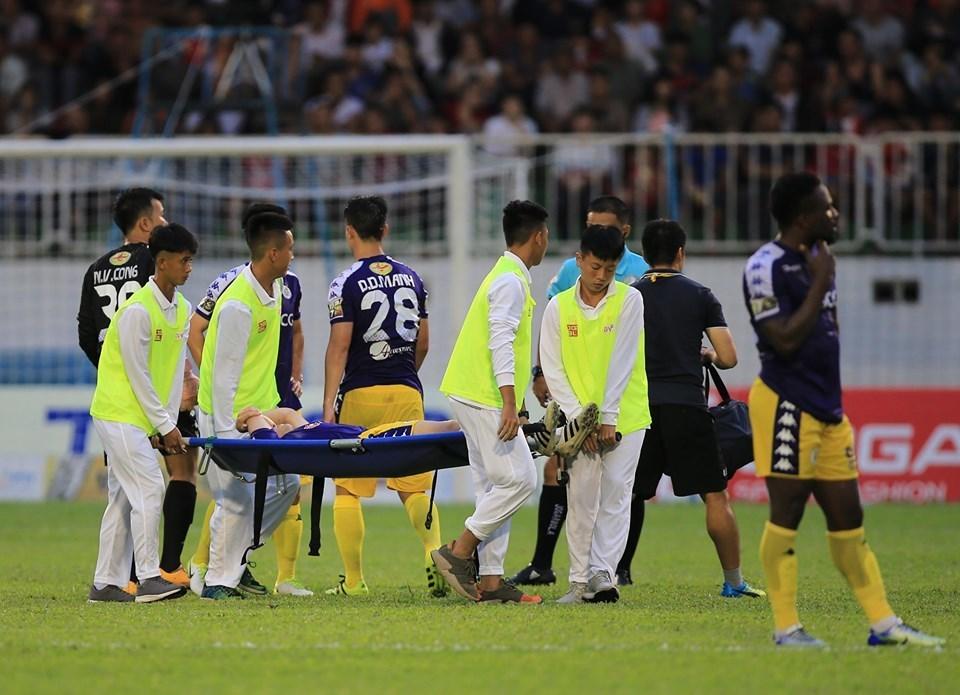HLV Park Hang Seo chọn Thành Chung thay thế Đình Trọng