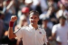 """Federer đoạt vé vòng 4 sau loạt """"đấu súng"""" nghẹt thở"""
