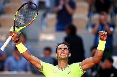 Nadal nhọc nhằn giành vé vòng 4 Roland Garros
