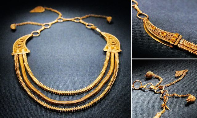 vàng,vòng vàng,dây truyền vàng,đào được vàng,nhẫn vàng
