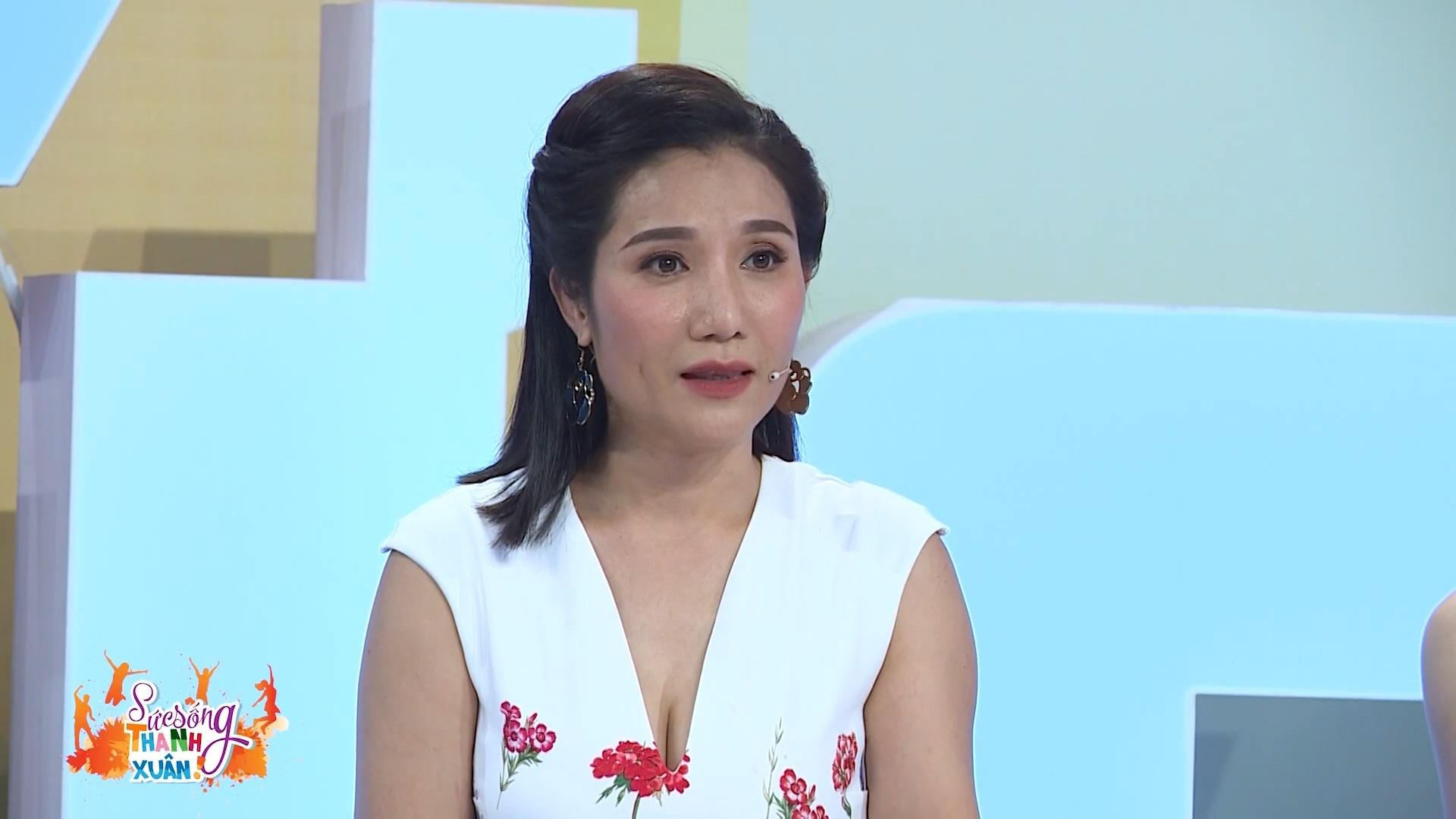 Lê Giang kịch liệt phản đối con gái quen đàn ông đã có vợ