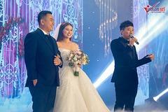 Trấn Thành, Trường Giang bày trò tai quái trong đám cưới bạc tỷ của Nhất Trung