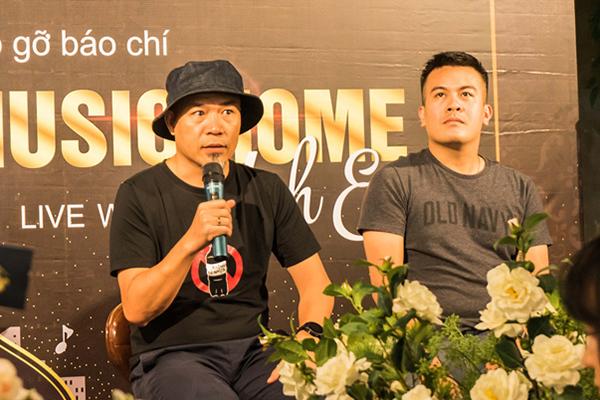 Huy Tuấn muốn làm 'nhà hát online' đầu tiên ở Việt Nam