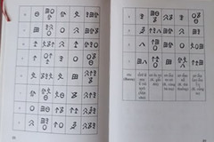 Calendar of the Black Thai in Vietnam
