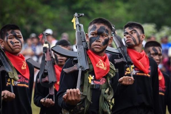 Việt Nam,NPA,Nổi dậy,tấn công,du kích,quân đội,Philippines