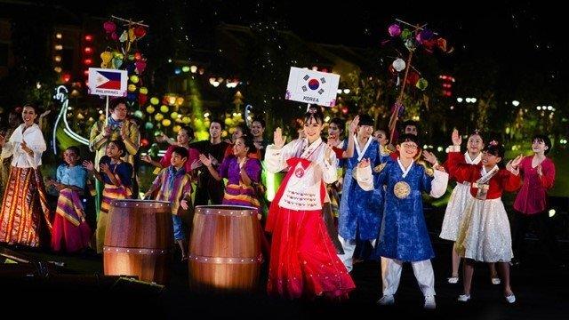 Impressive International Children's Festival in Hoi An