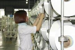 Nhà máy xơ sợi Đình Vũ đang hồi phục