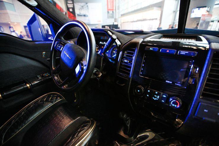 siêu xe,siêu SUV,ô tô Karlmann King,ô tô Trung