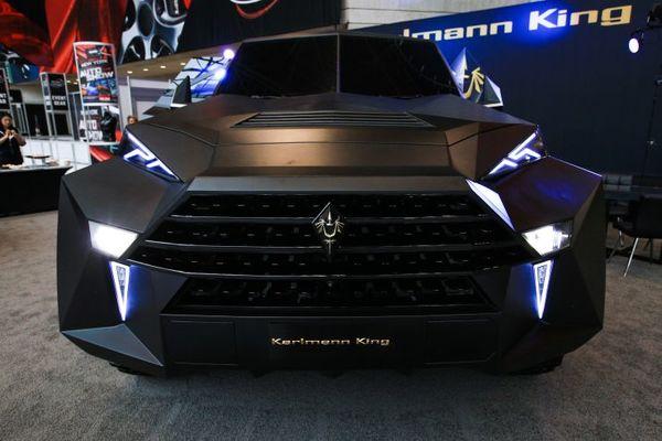 Siêu SUV bọc thép đắt nhất thế giới thuộc ông trùm châu Phi