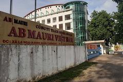 Gần 20 năm gây ô nhiễm của công ty AB Mauri La Ngà