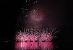 'Đôi bờ huyền thoại' của đội VN mãn nhãn đêm mở màn pháo hoa Đà Nẵng