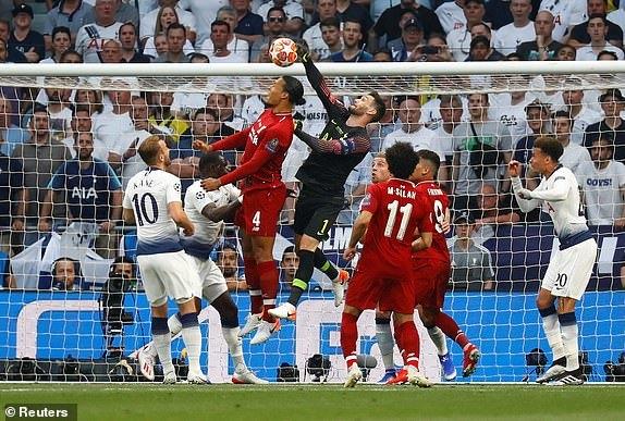 Chung kết C1 Liverpool 2-0 Tottenham bị chê thậm tệ