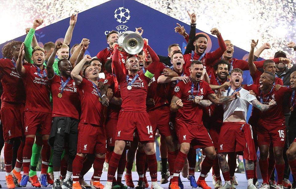 Hạ đẹp Tottenham, Liverpool vô địch Champions League