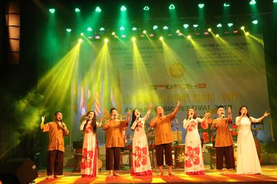 Trao 12 Huy chương vàng tại Liên hoan âm nhạc ASEAN 2019