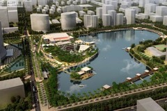 Hanoi's urban lake system on alert