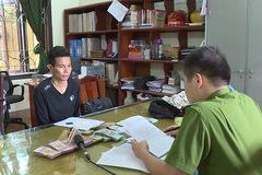 Bắt nghi phạm cướp ngân hàng hơn 500 triệu tại Phú Thọ
