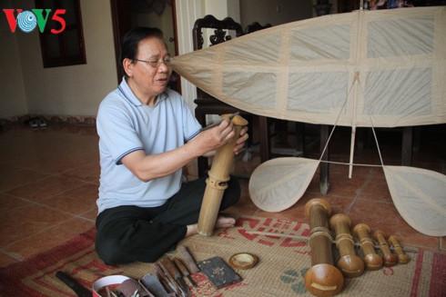 Hanoi artisan promotes Vietnamese kites to the world