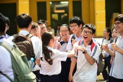 Đã có điểm thi vào lớp 10 tại Vĩnh Phúc năm 2019