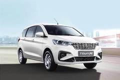 Ô tô Suzuki 7 chỗ giá 267 triệu sắp ra mắt phiên bản mới