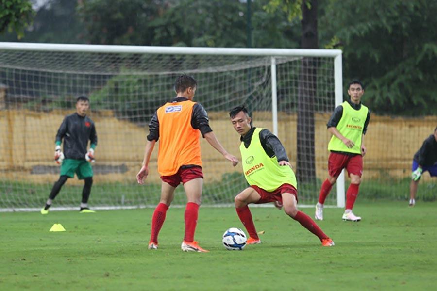 U23 Việt Nam liên tục 'đổi gió' trước khi đấu Myanmar