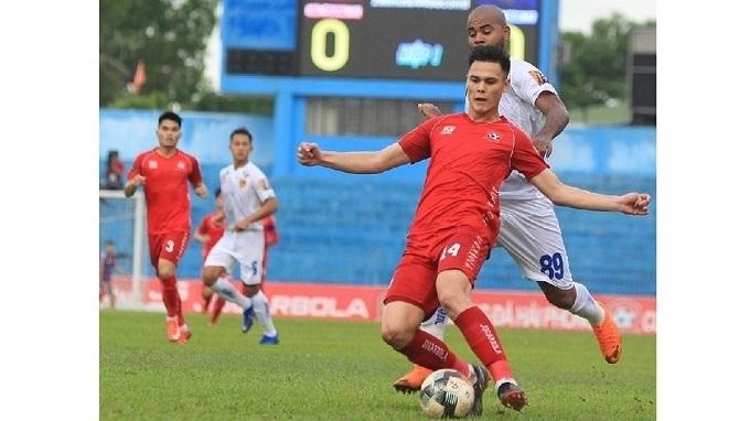 V.League: Quang Nam FC escape bottom after resounding win