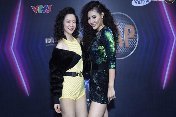 Thanh Hương uốn tóc xù, hát nhạc rock và nhận 'mưa lời khen'