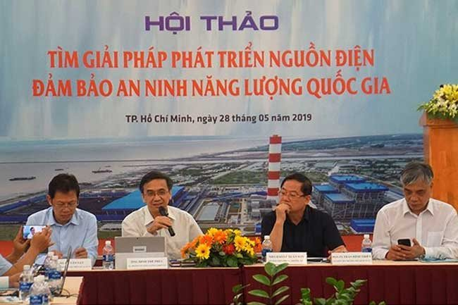 Vietnam still needs coal-fired thermal power