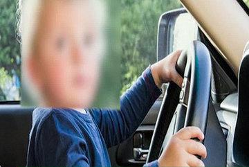 Bé gái 6 tuổi vô tình lái xe đâm chết bà