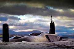 Phát hiện khó tin trên tàu ngầm chở 16 tên lửa hạt nhân