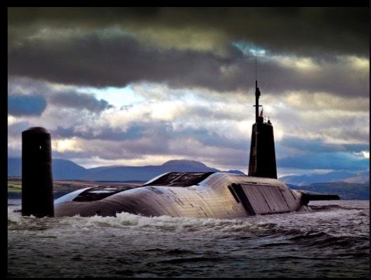 tàu ngầm,tên lửa hạt nhân,hải quân hoàng gia,Anh