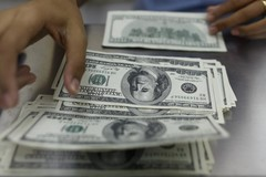 Tỷ giá ngoại tệ ngày 10/4: USD tăng giá