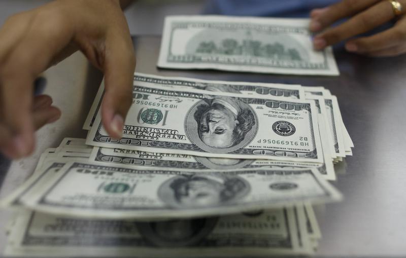 Tỷ giá ngoại tệ ngày 25/11, USD tăng, Euro giảm