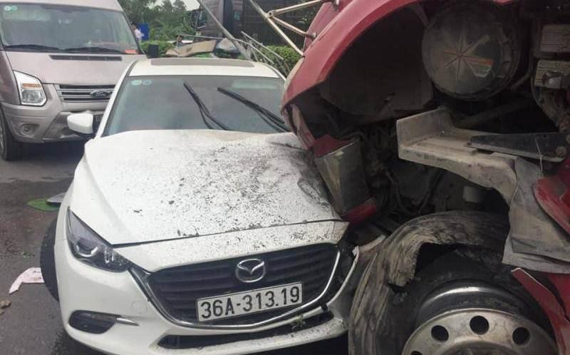 Thanh Hóa,Tai nạn giao thông,tai nạn
