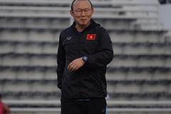 """Thầy Park đã cười, Văn Lâm sẵn sàng """"chiến"""" Thái Lan"""