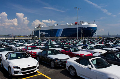 EU không chấp nhận đề xuất đánh thuế ô tô châu Âu của Mỹ
