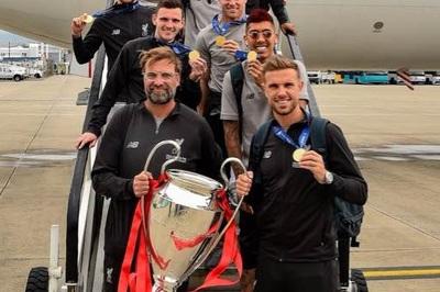 Liverpool mất 4 triệu bảng vì vô địch Champions League
