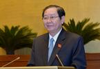 Bộ trưởng Nội vụ: Cách chức không phải là mất hết